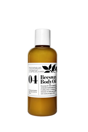 Moonsun Organic of Sweden Beeswax Body oil 200 ml