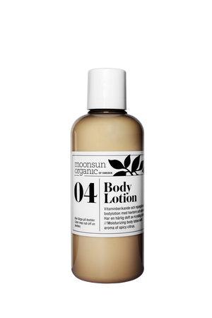 Moonsun Organic of Sweden Bodylotion 200 ml